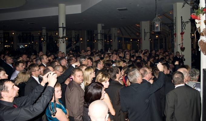 SPOKANIE W OSSIE – 2010