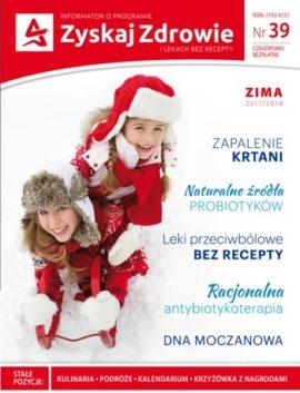 Zimowe wydanie czasopisma popularnonaukowego