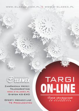 Targi on-line 04-17.12.2017 r.