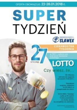 Super Tydzień 22-28.01.2018 r.
