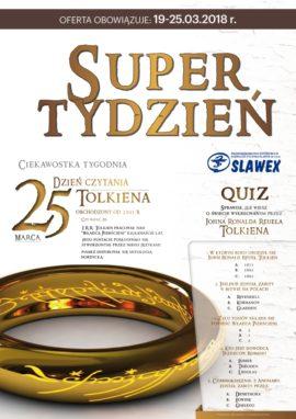 Super Tydzień 19-25.03.2018 r.