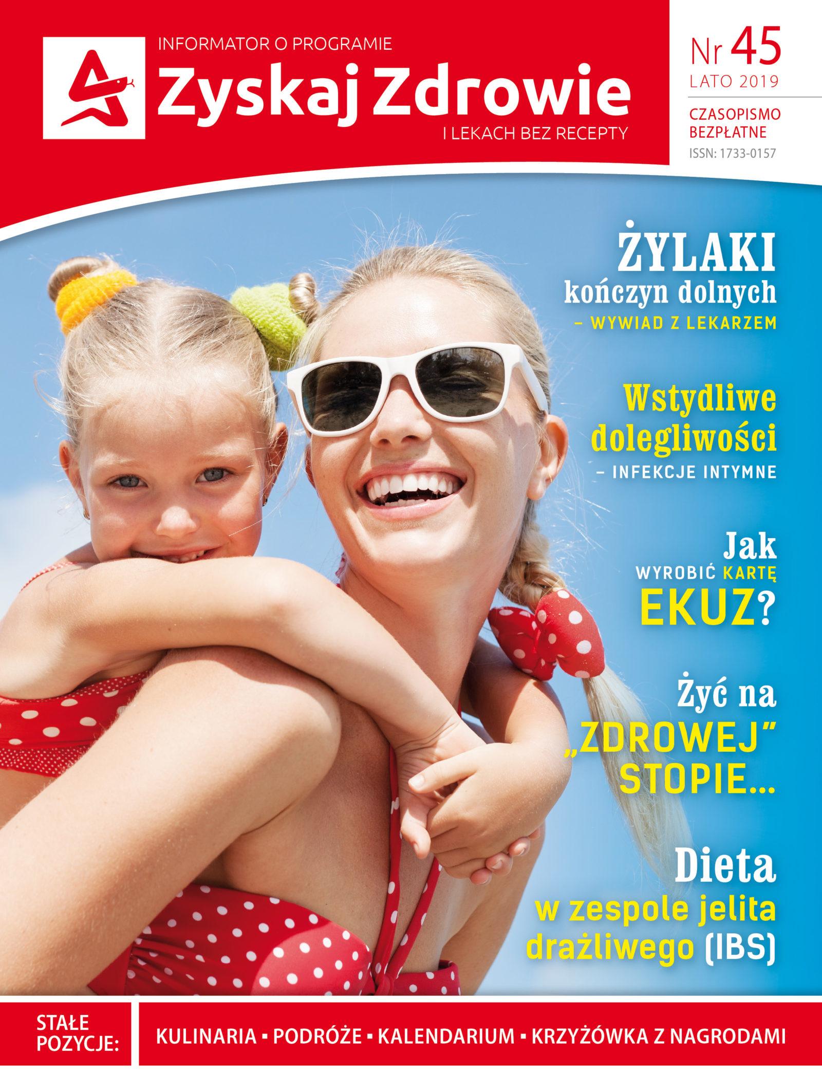 Letnie wydanie czasopisma popularnonaukowego