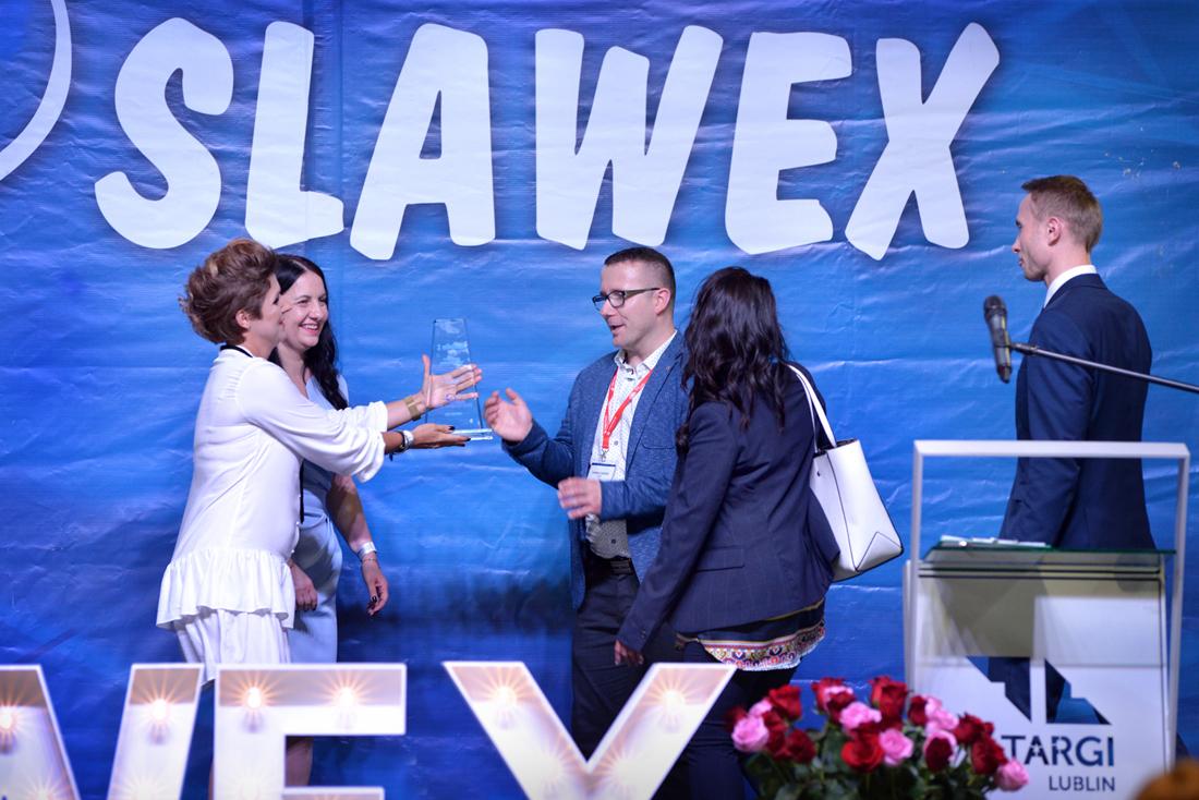 TARGI FARMACEUTYCZNE SLAWEX 2019