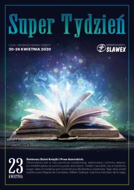 Super Tydzień 20-26.04.2020 r.