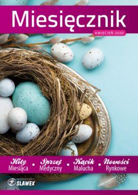 Miesięcznik Kwiecień 2020 r.