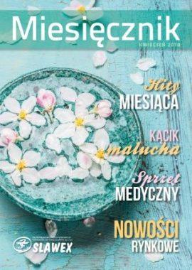 Miesięcznik Kwiecień 2018 r.