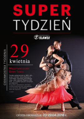 Super Tydzień 23-29.04.2018 r.