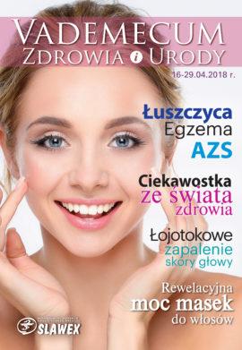 Vademecum Zdrowia i Urody 16-29.04.2018 r.
