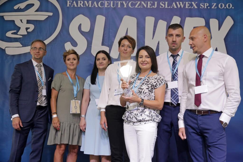 TARGI FARMACEUTYCZNE SLAWEX 2018