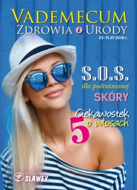 Vademecum Zdrowia i Urody 23-31.07.2018 r.