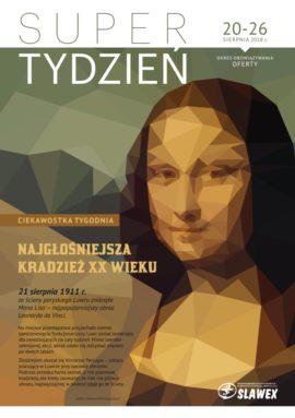 Super Tydzień 20-26.08.2018 r.