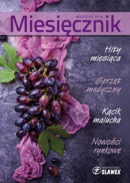 Miesięcznik Wrzesień 2018 r.