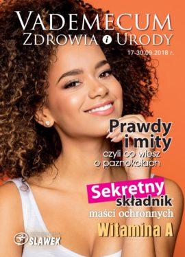 Vademecum Zdrowia i Urody 17-30.09.2018 r.