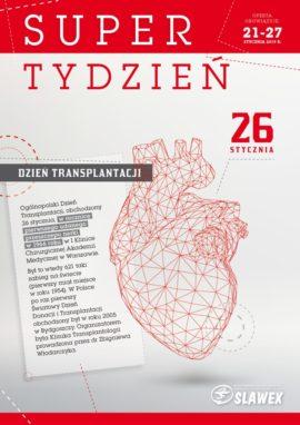 Super Tydzień 21-27.01.2019 r.