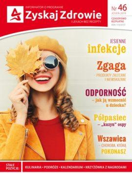 Jesienne wydanie czasopisma popularnonaukowego