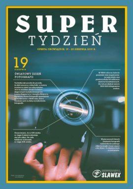 Super Tydzień 19-25.08.2019 r.