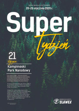 Super Tydzień 20-26.01.2020 r.