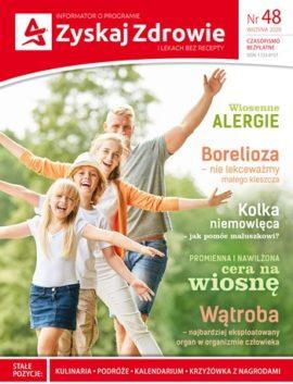 Wiosenne wydanie czasopisma popularnonaukowego
