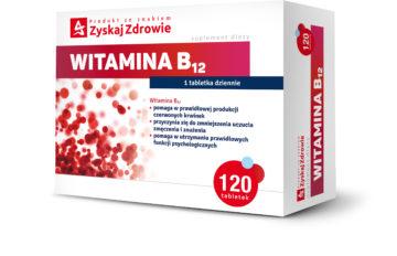 WITAMINA B<sub>12</sub>