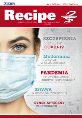 """Nowe wydanie czasopisma """"Recipe"""""""